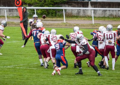 Centaures vs Falcons Mai 2016