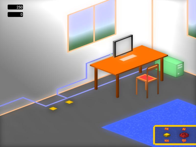 The Firewall – changement de gameplay et nouveautés